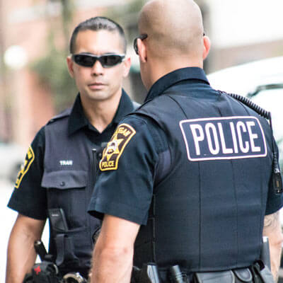 Law Enforcement Industry Solutions